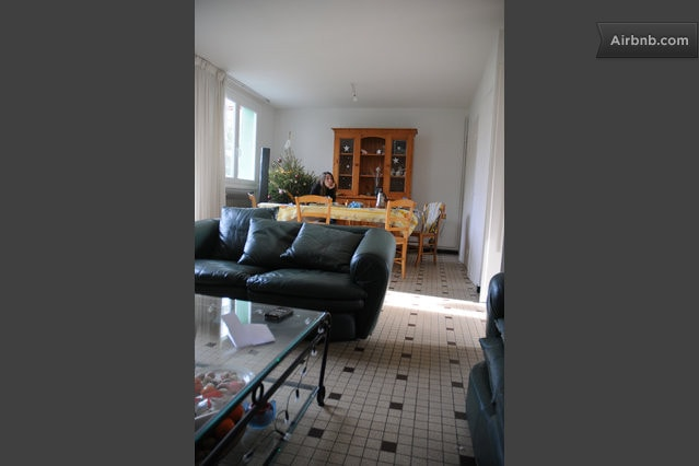Le séjour / Living Room