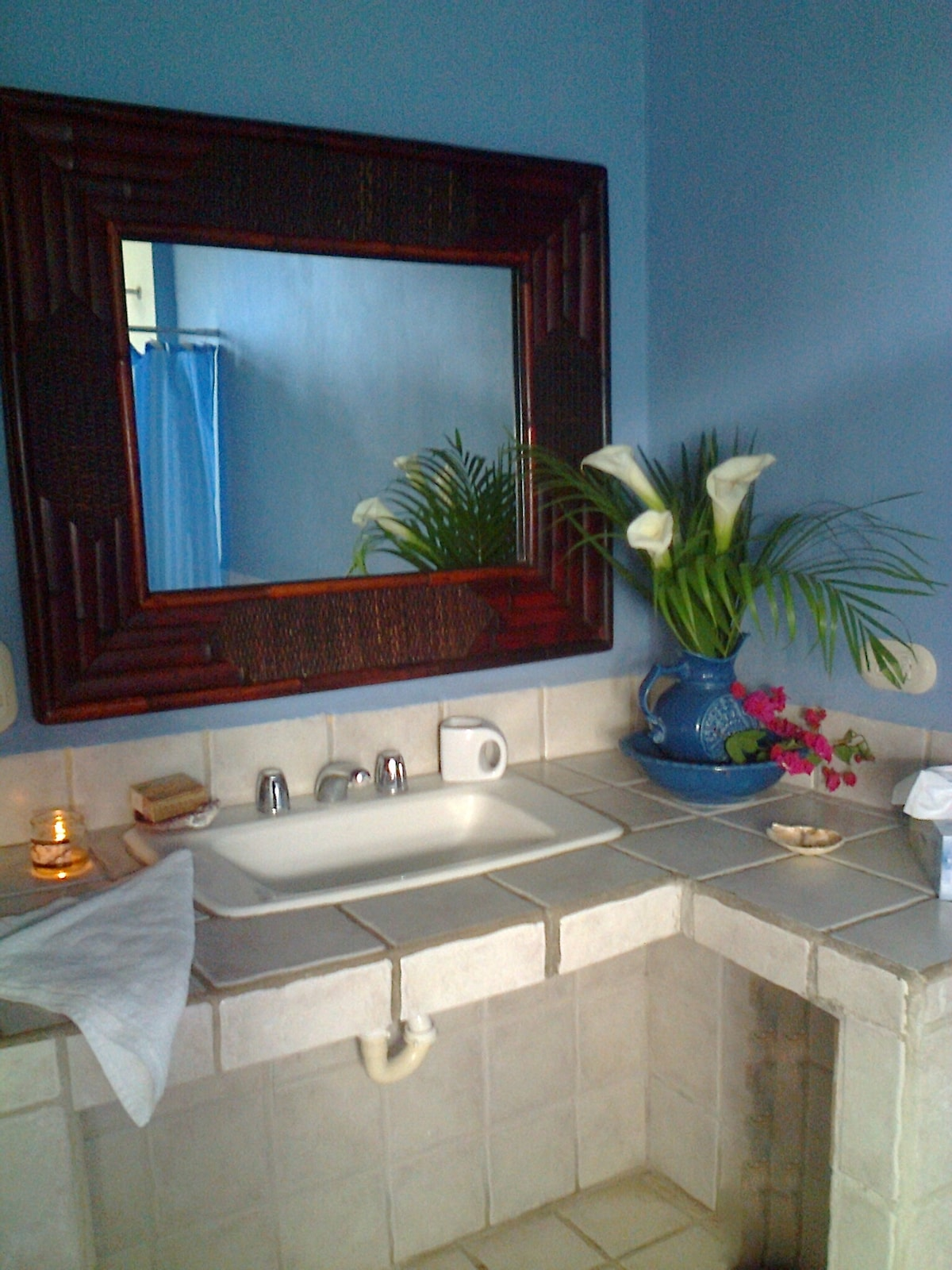 Master - suite bathroom