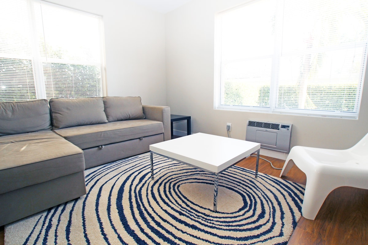 Comfortable two bedrooms Apartment