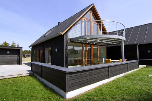 Holiday home with sea views - Rømø