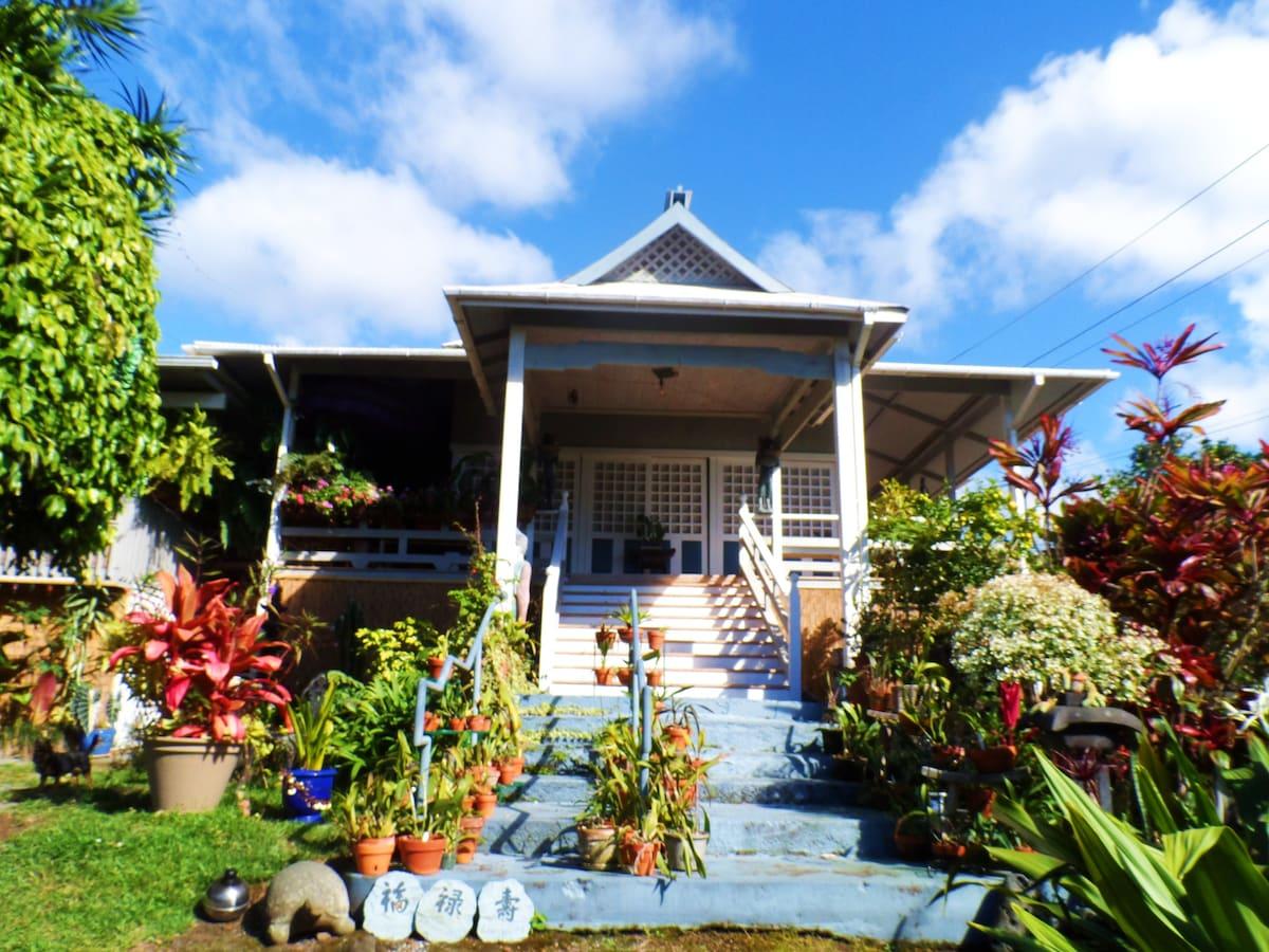 Serene, Private Garden Cottage