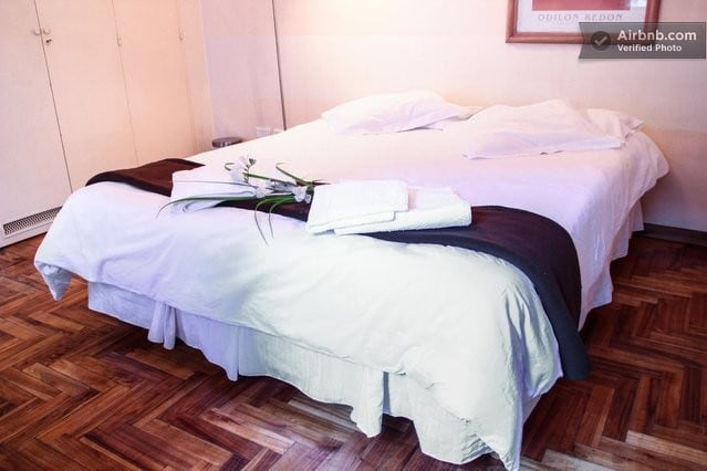 Dos camas de 1 plaza