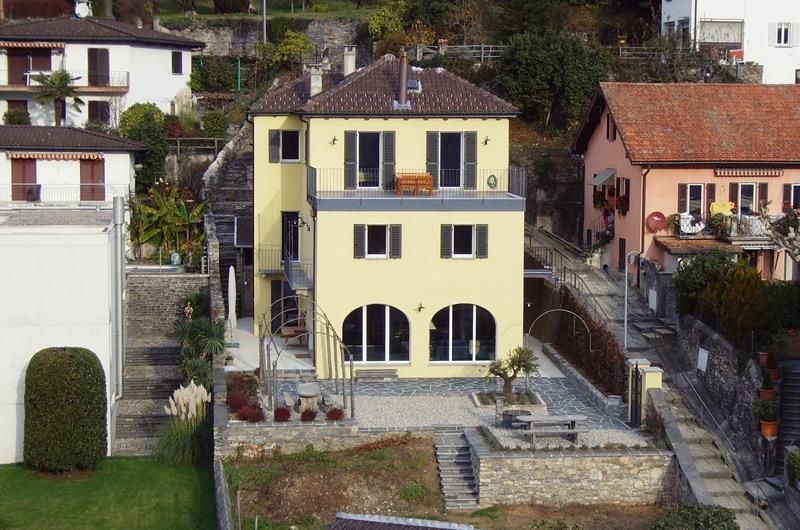Apartment Casa ai Monti (Ticino)