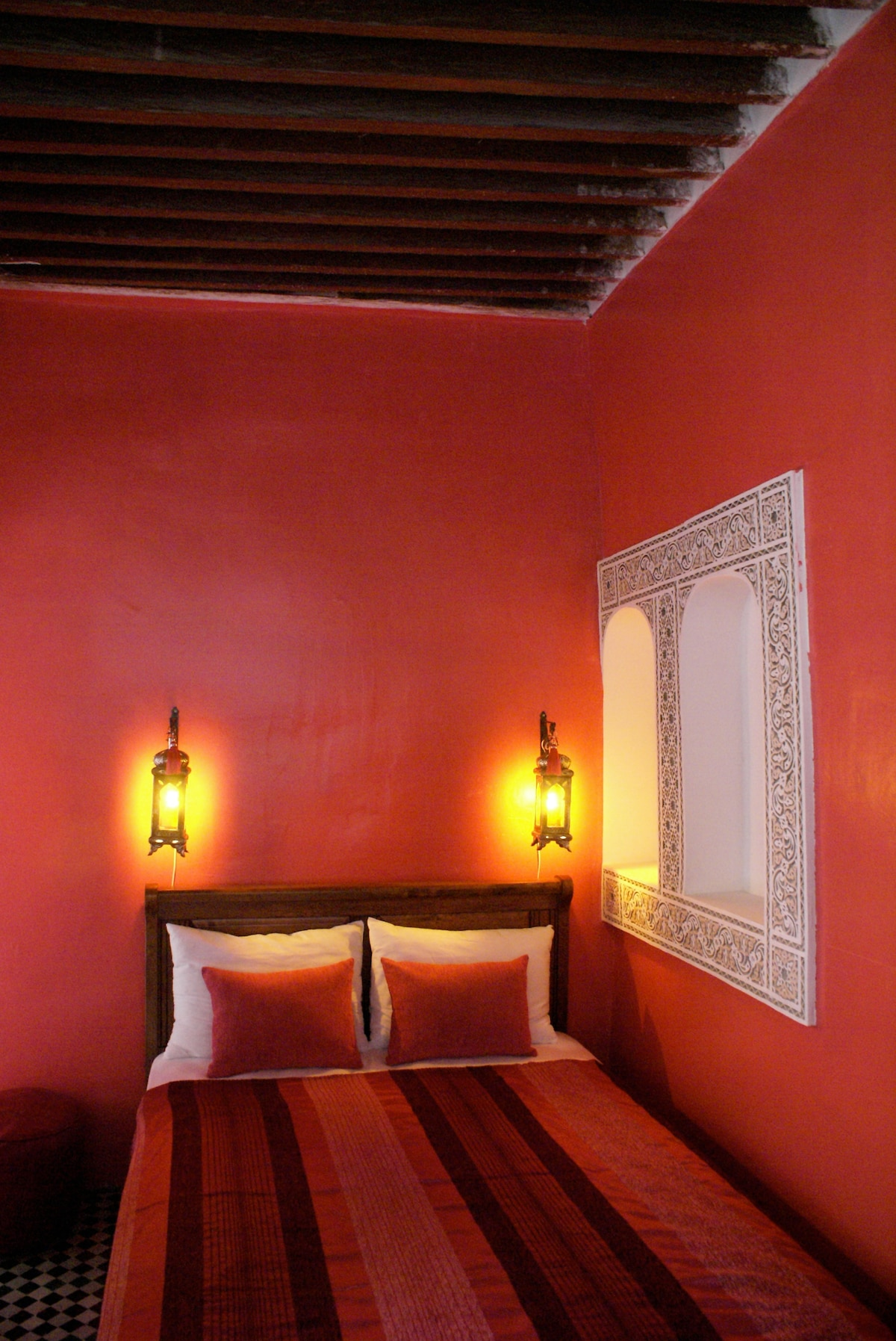 Bedroom La Rose