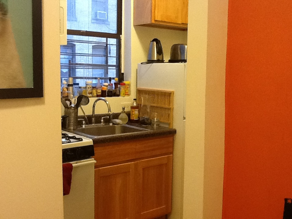 NYC size, Clean, fully equipped Kitchen