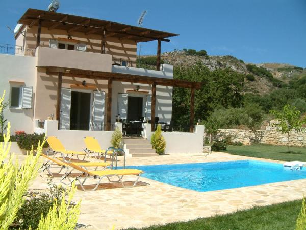 Quiet B & B in the heart of Crete