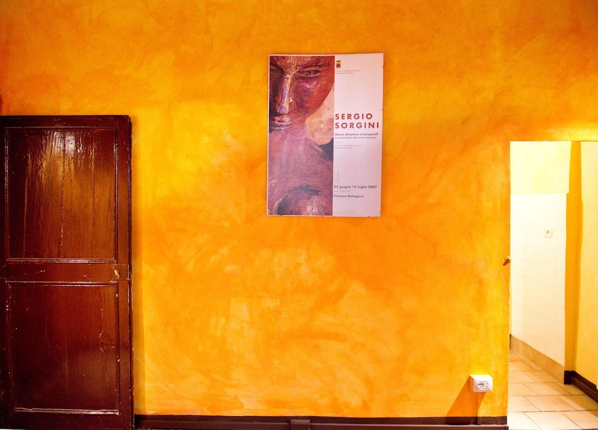 Spoleto Center Historic Residence