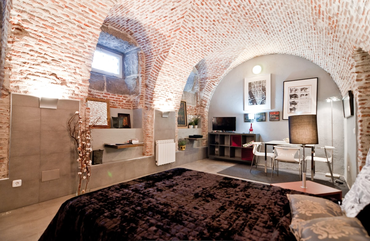 Amazing Loft in Madrid.