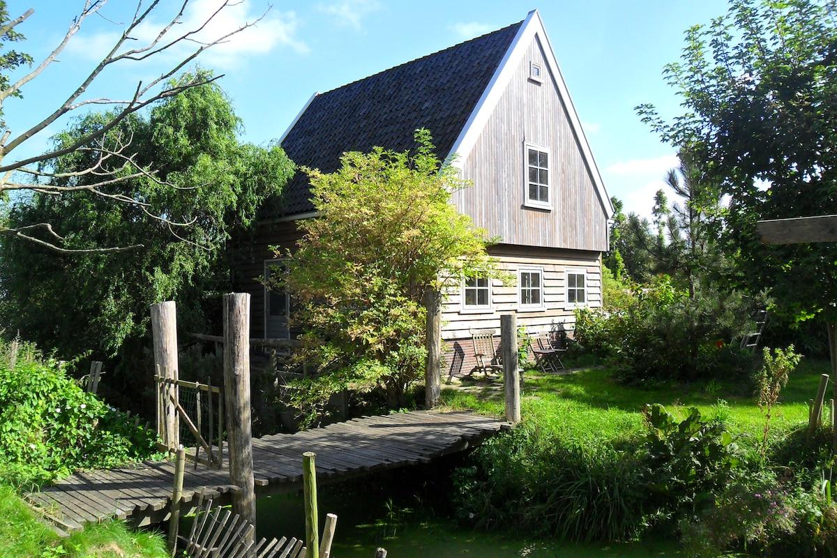 Charming house near Zaanse Schans
