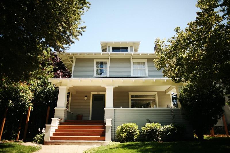 Classic Portland home