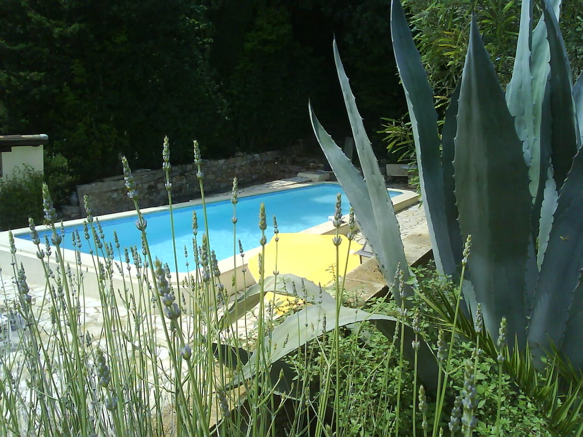 Apart. with Pool Provencal Village