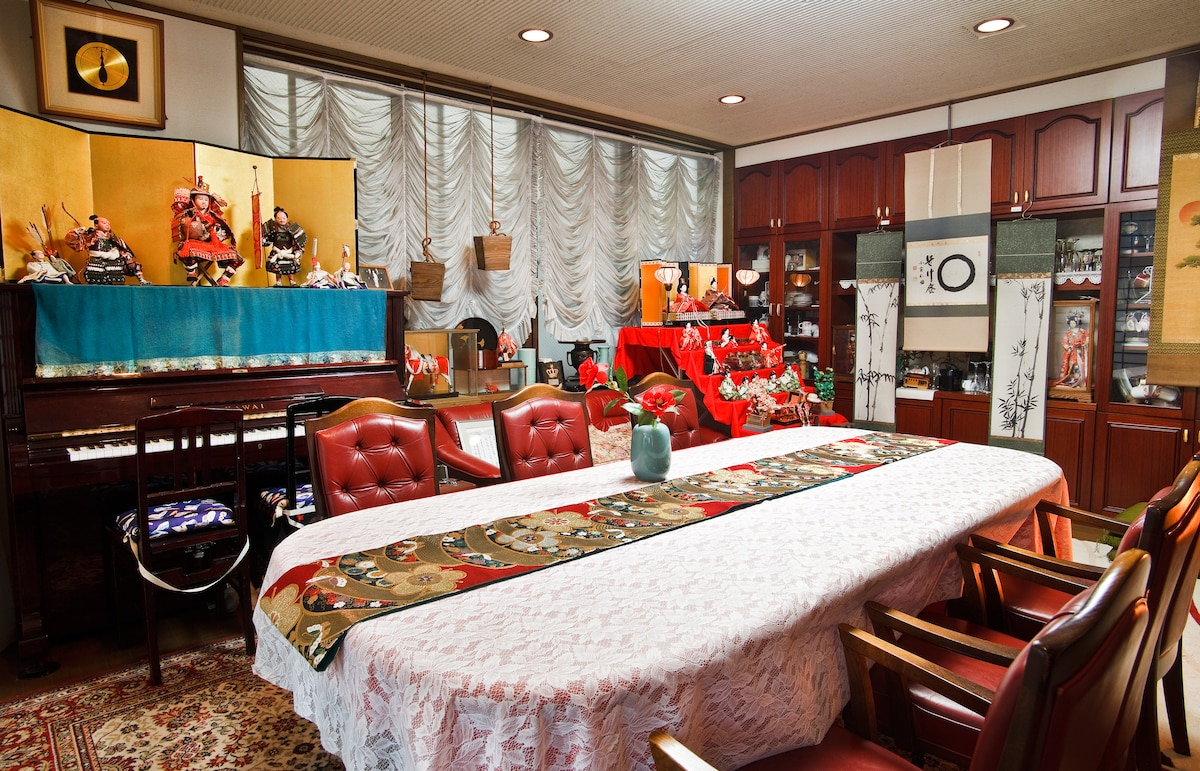 Clean cozy private room & culture 2