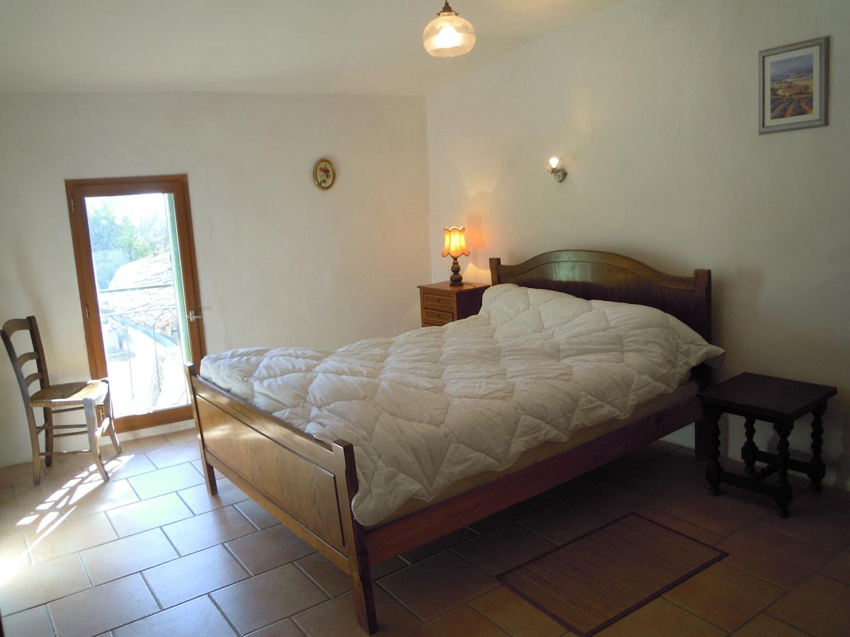 Grande chambre,  Grand bed room