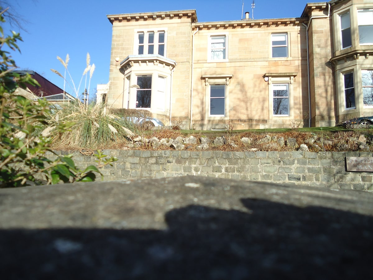 Fortrose Manor, luxury in the west