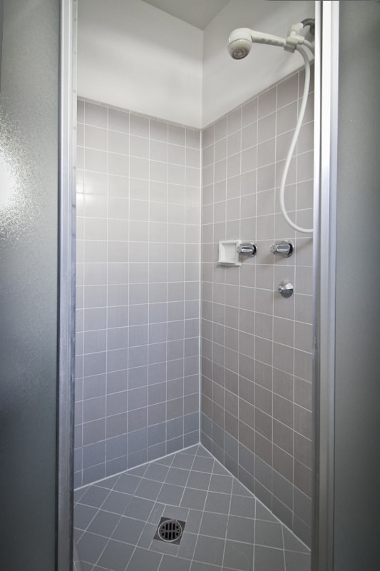 Your own private shower