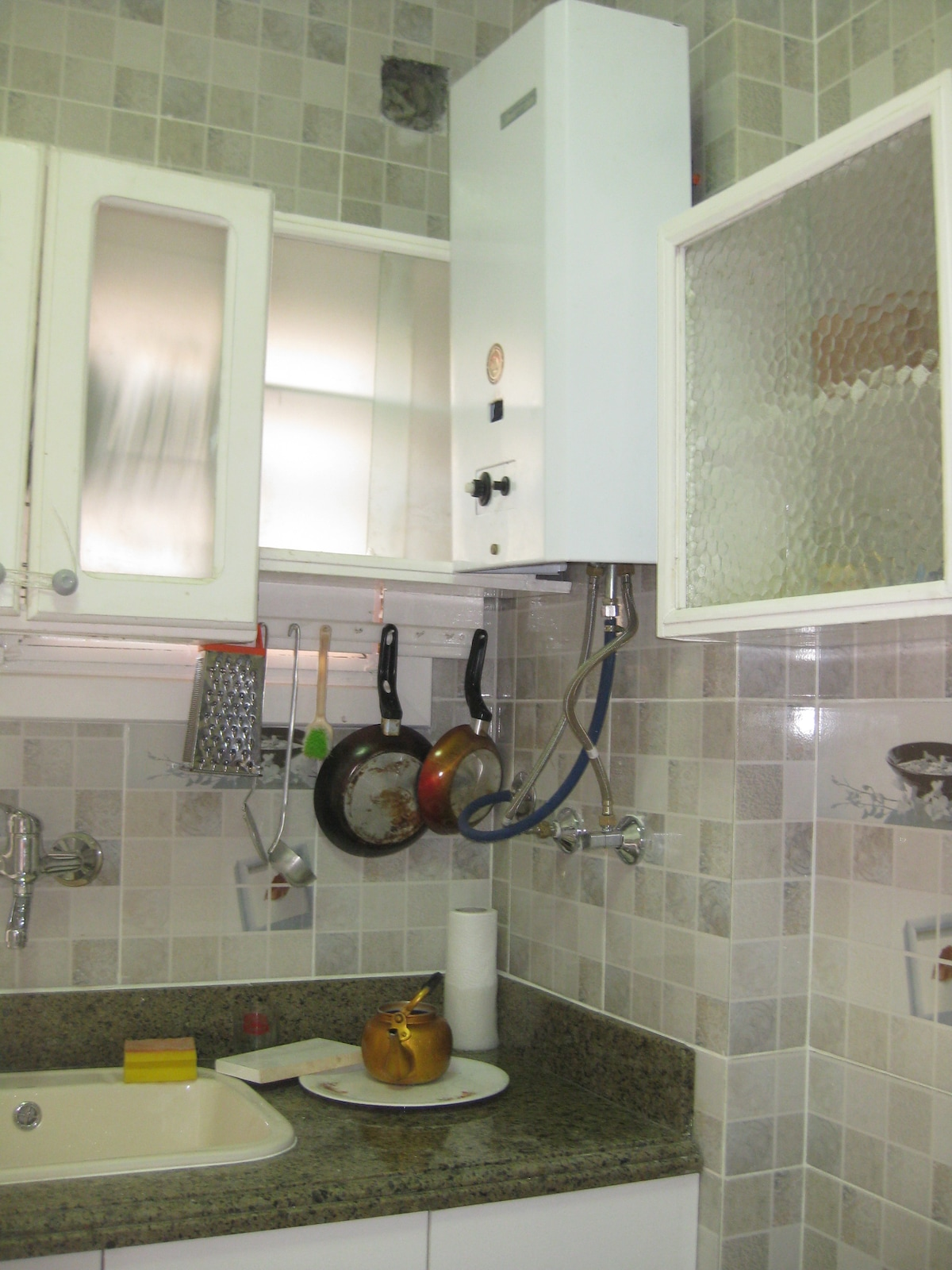 New Kitchen after Recnovation  - Water Heater