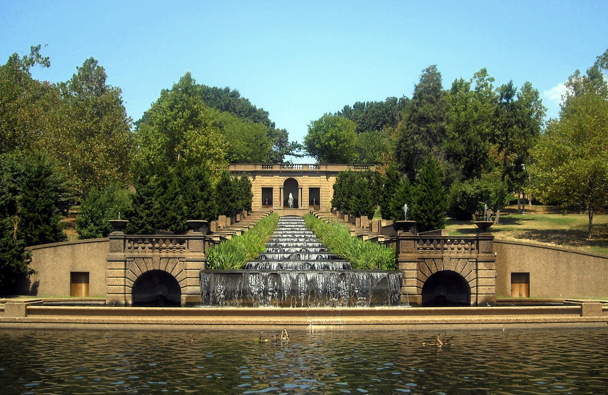 Nearby Meridian Hill Park