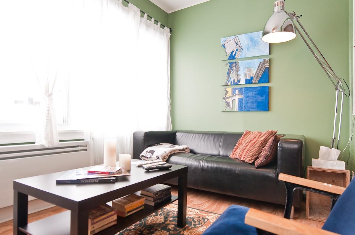 Appartment Rosemont / Petite-Patrie