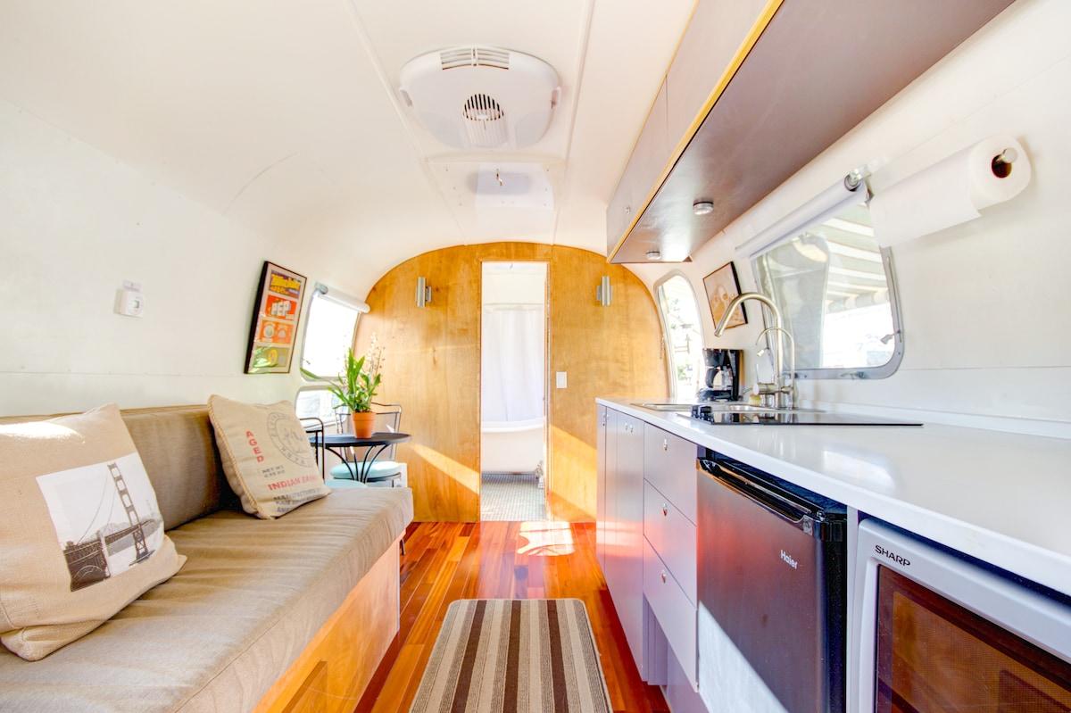 Luxury Airstream in Santa Barbara 1