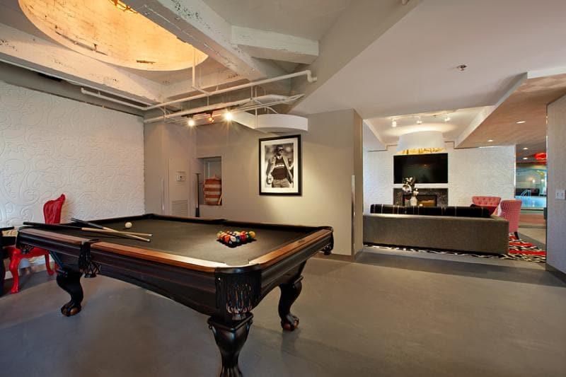 Lounge Area adjacent to Pool