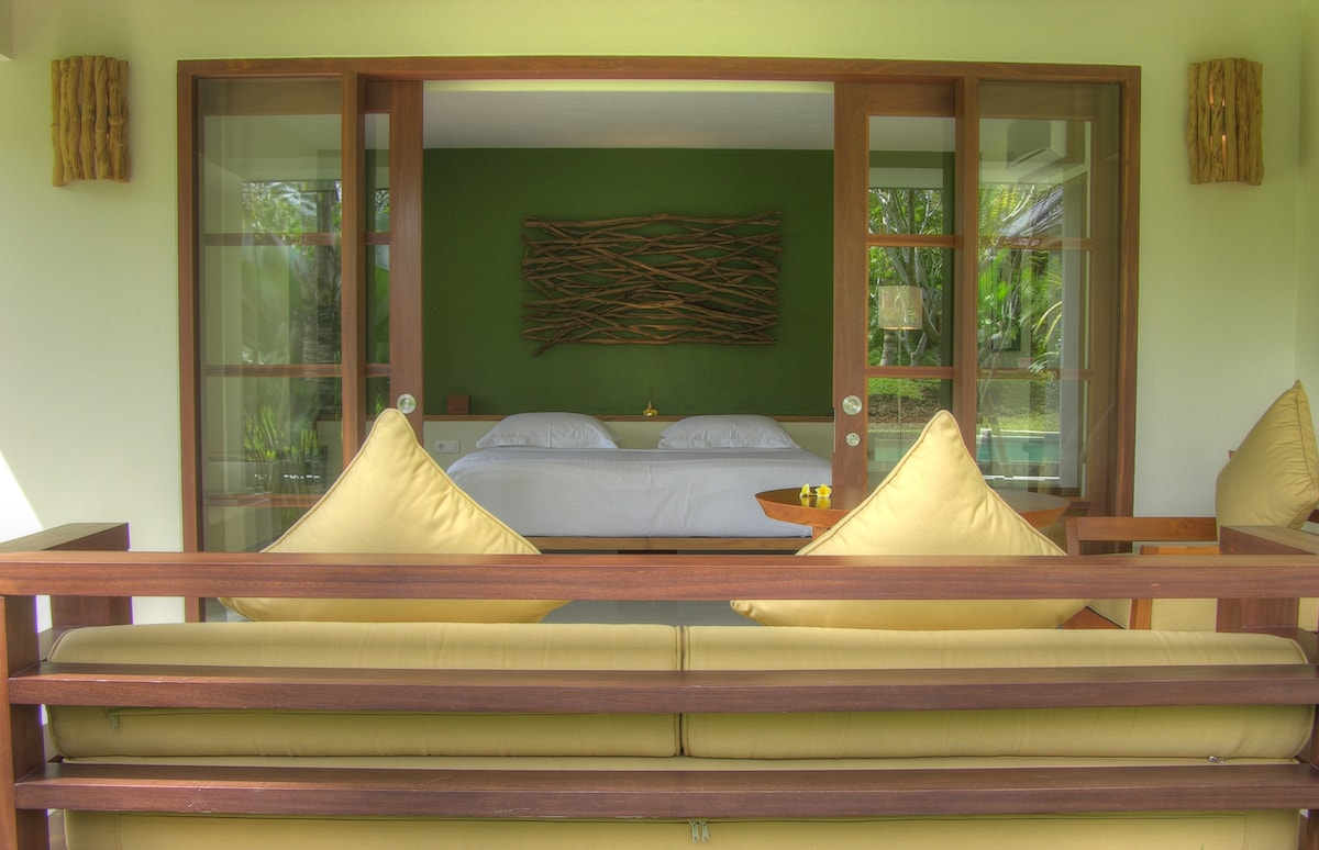 Lenso: Boutique B&B in Rice Fields