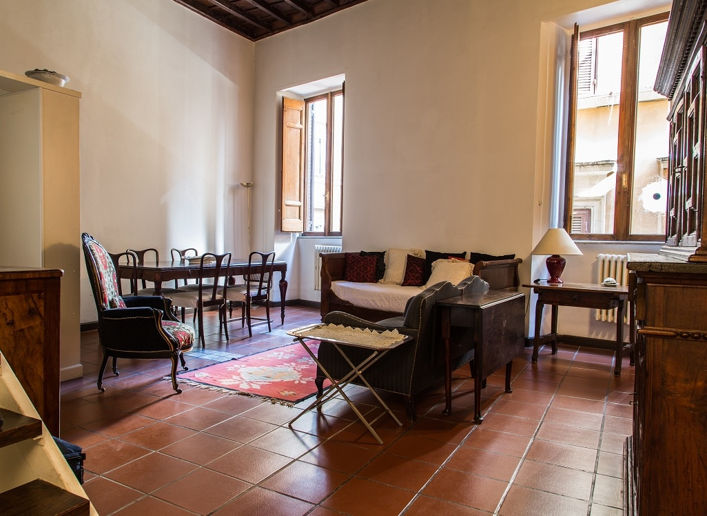 Luxury Apartment-Pantheon-WiFi-A/C