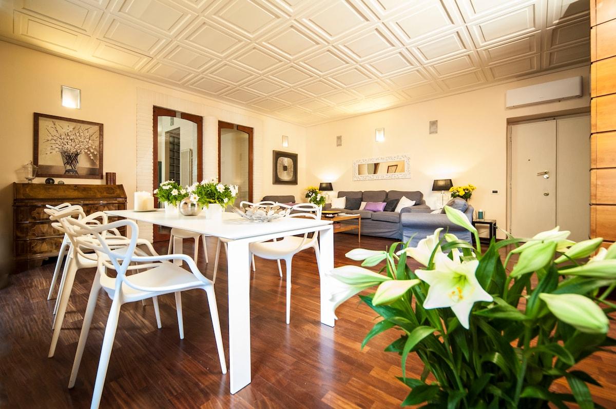 Continental Apartment - Renewed I01