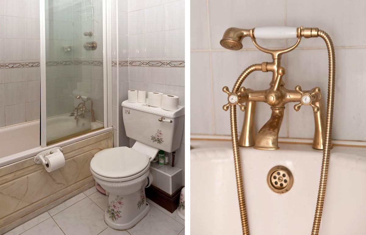 Luxury Double Bedroom with Ensuite