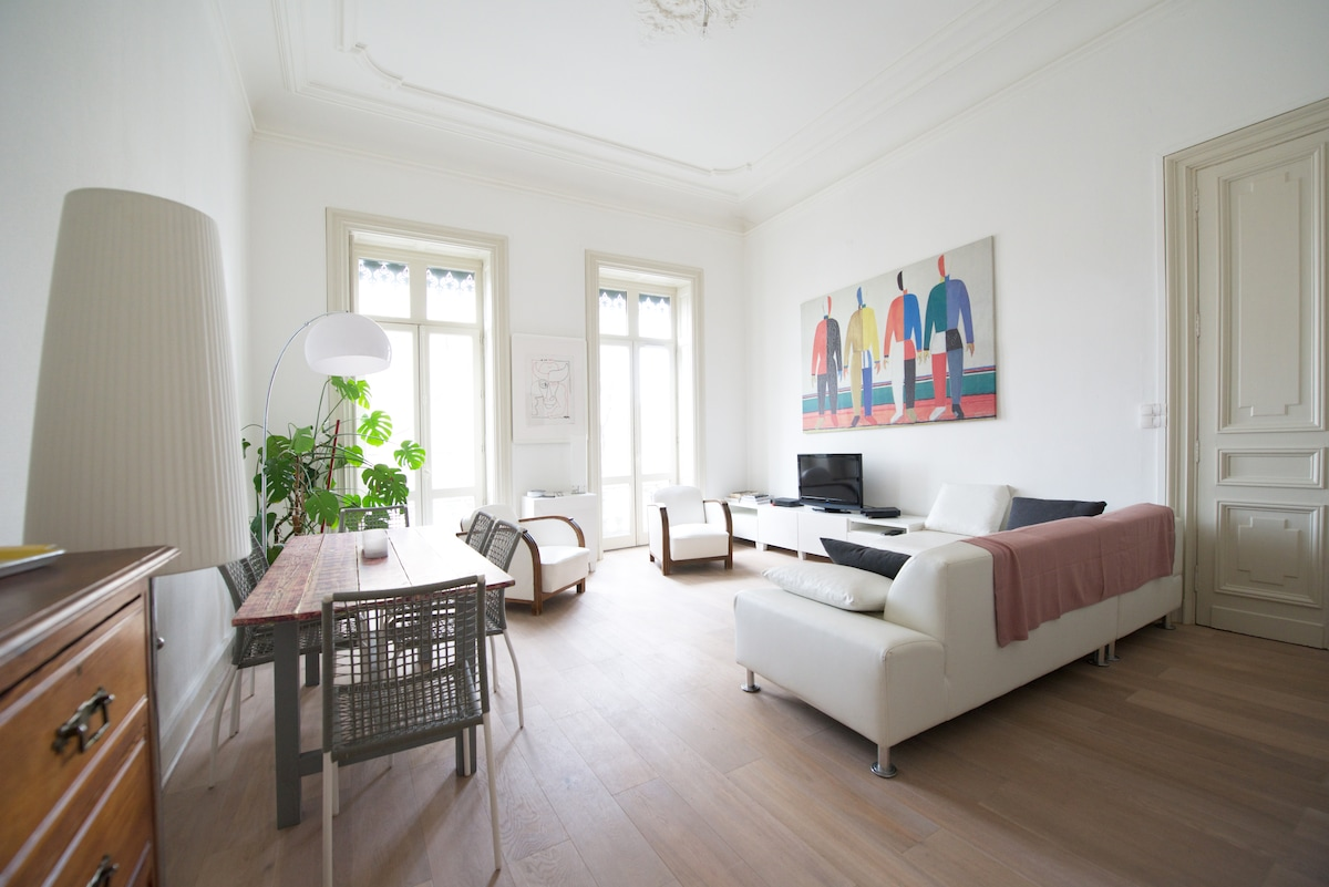 Beautiful Apartment 75m2, Downtown