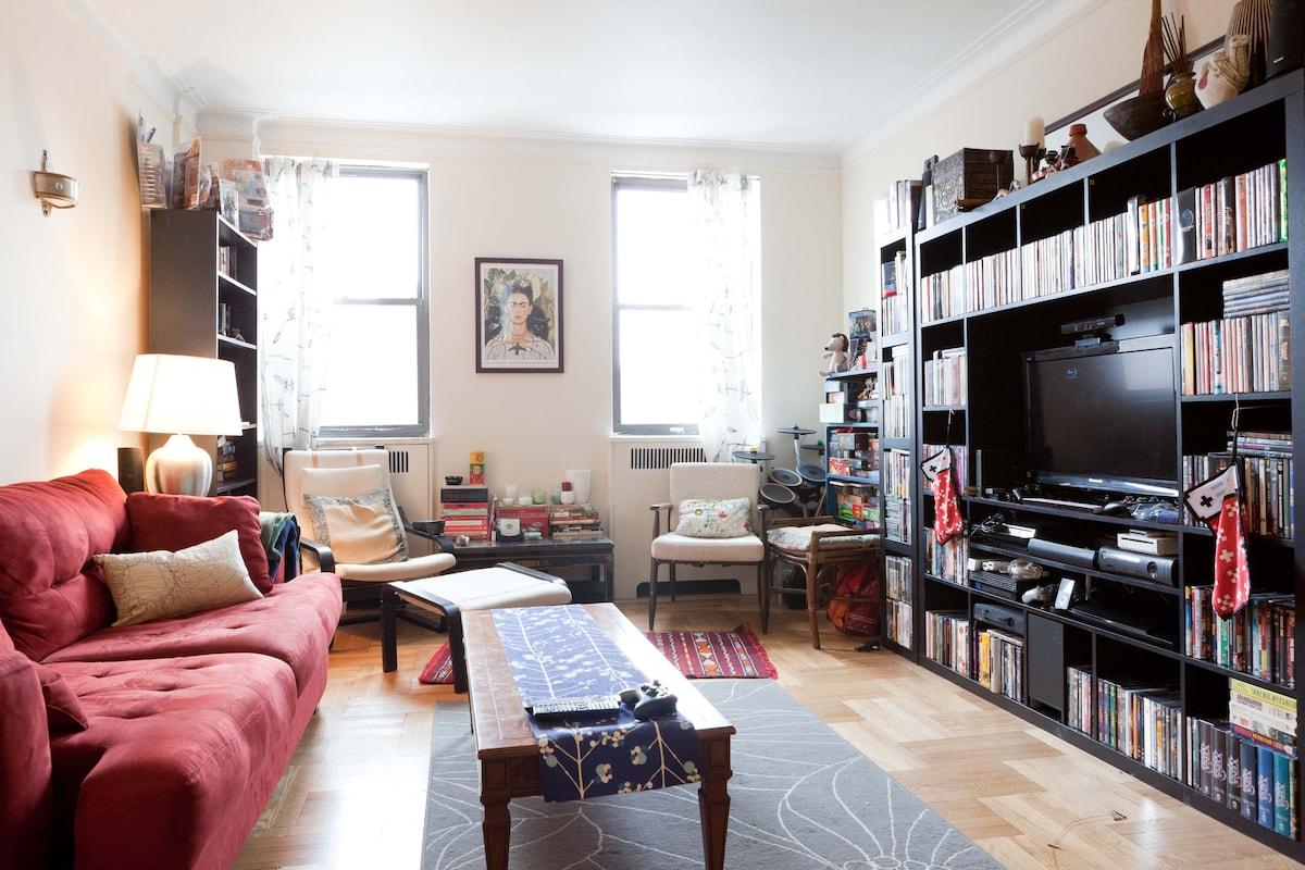 Living Room, Museum of Media