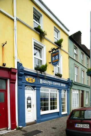 Harleys Guest House of Cobh,Co.Cork