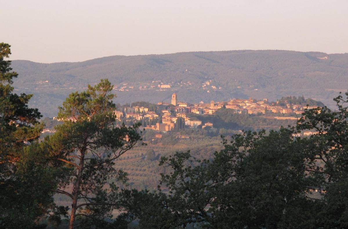 Chiusi, Tuscany.