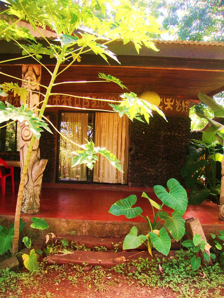 RUA Cottage in Easter Island!