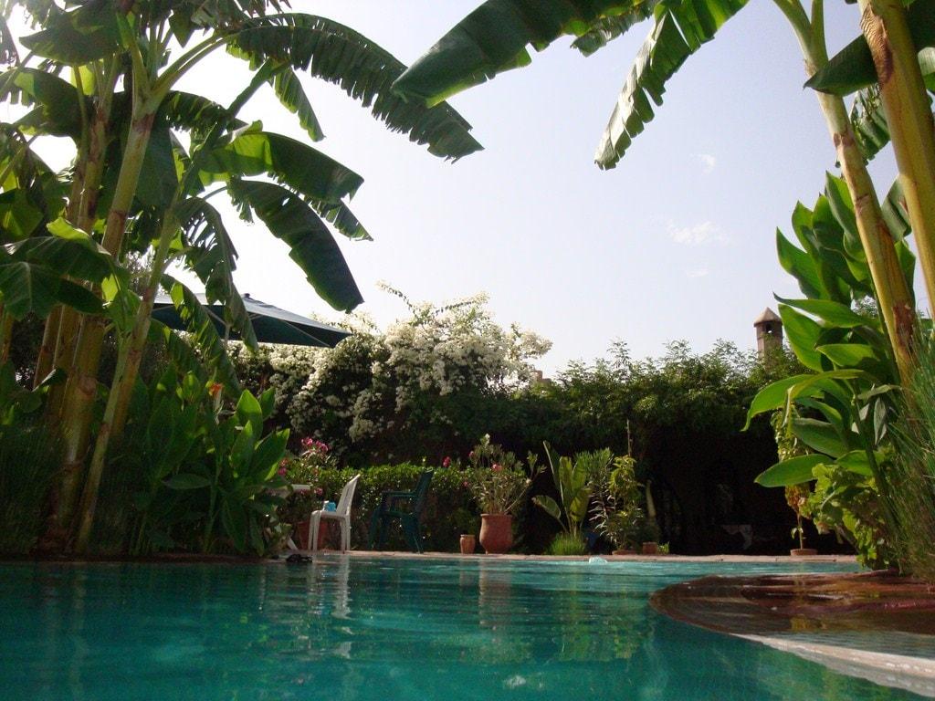 villa  piscine chauffée mars - nov
