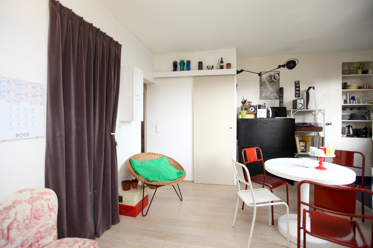 Cosy place in the heart of Paris