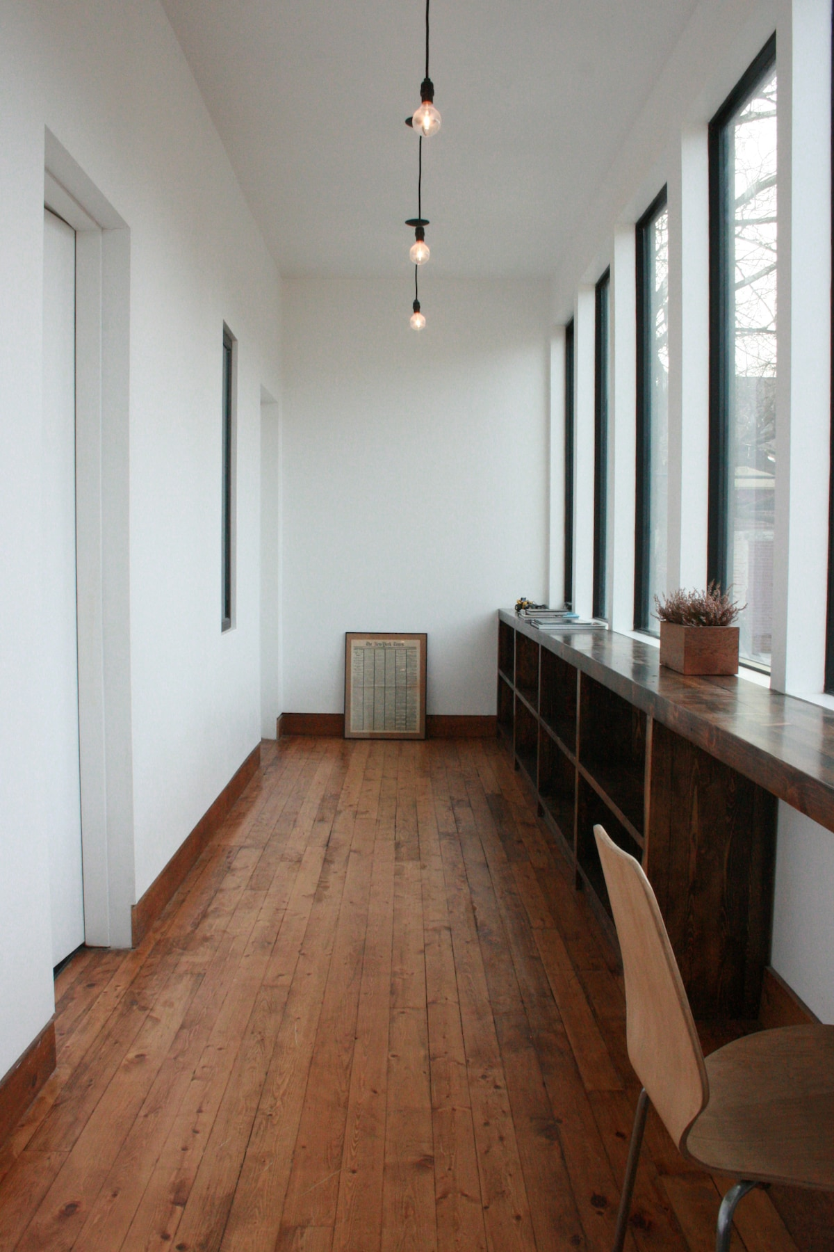 Beautifully Renovated Plateau Flat