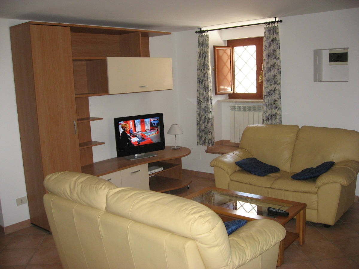 Apartment Comfort 2 Km from Airport