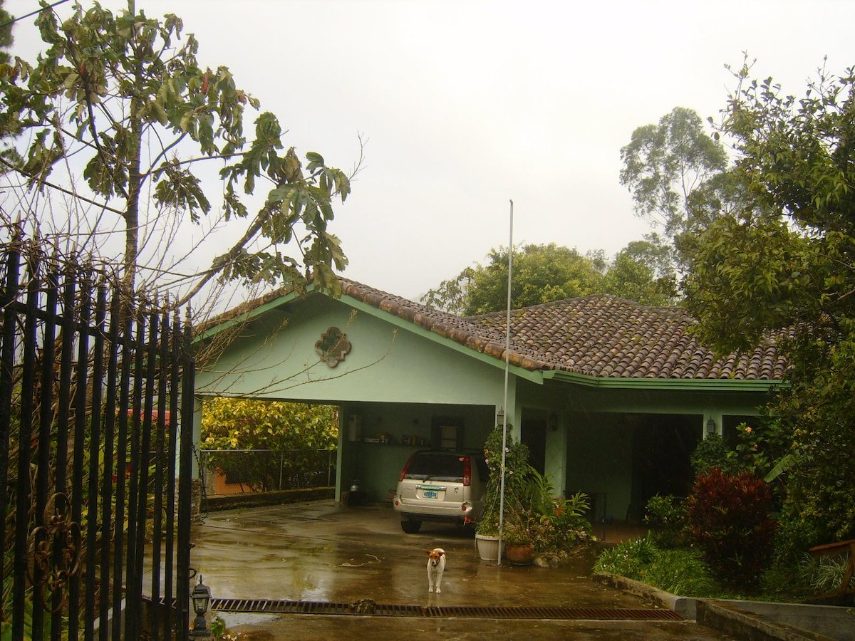 Casa Penelope in Beautiful Boquete