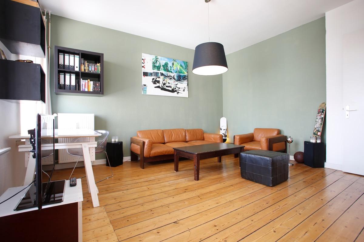 Living Room + Smart TV + HiFi