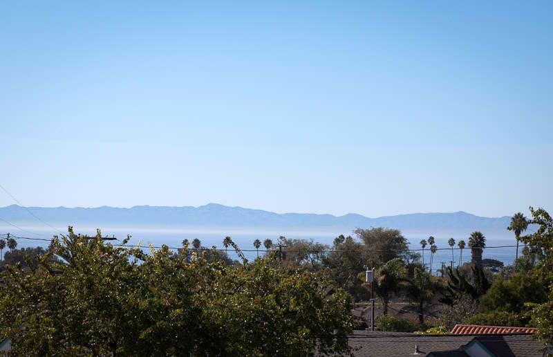 Deck / Balcony - Ocean & Island Views