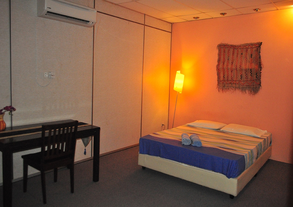 Cosy City Homestay make convenience