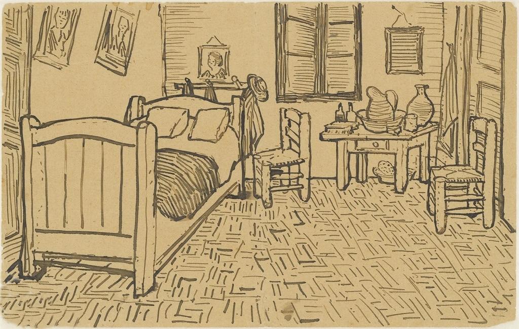 Dessin de Van Gogh