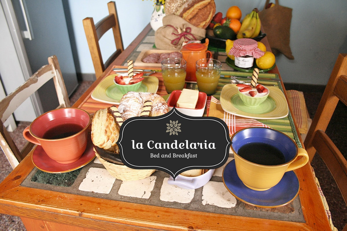 Bed and Breakfast La Candelaria