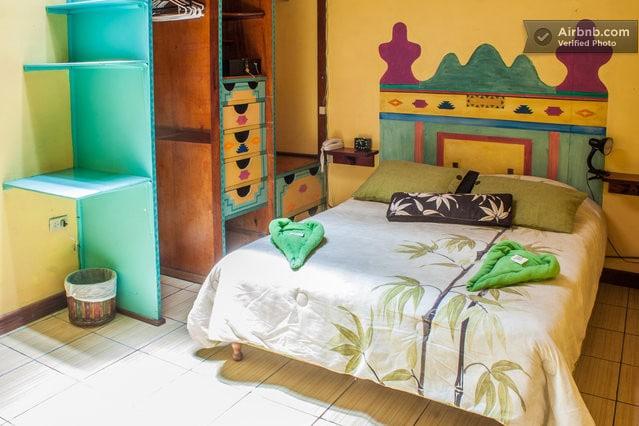 MAIN HOUSE ROOM