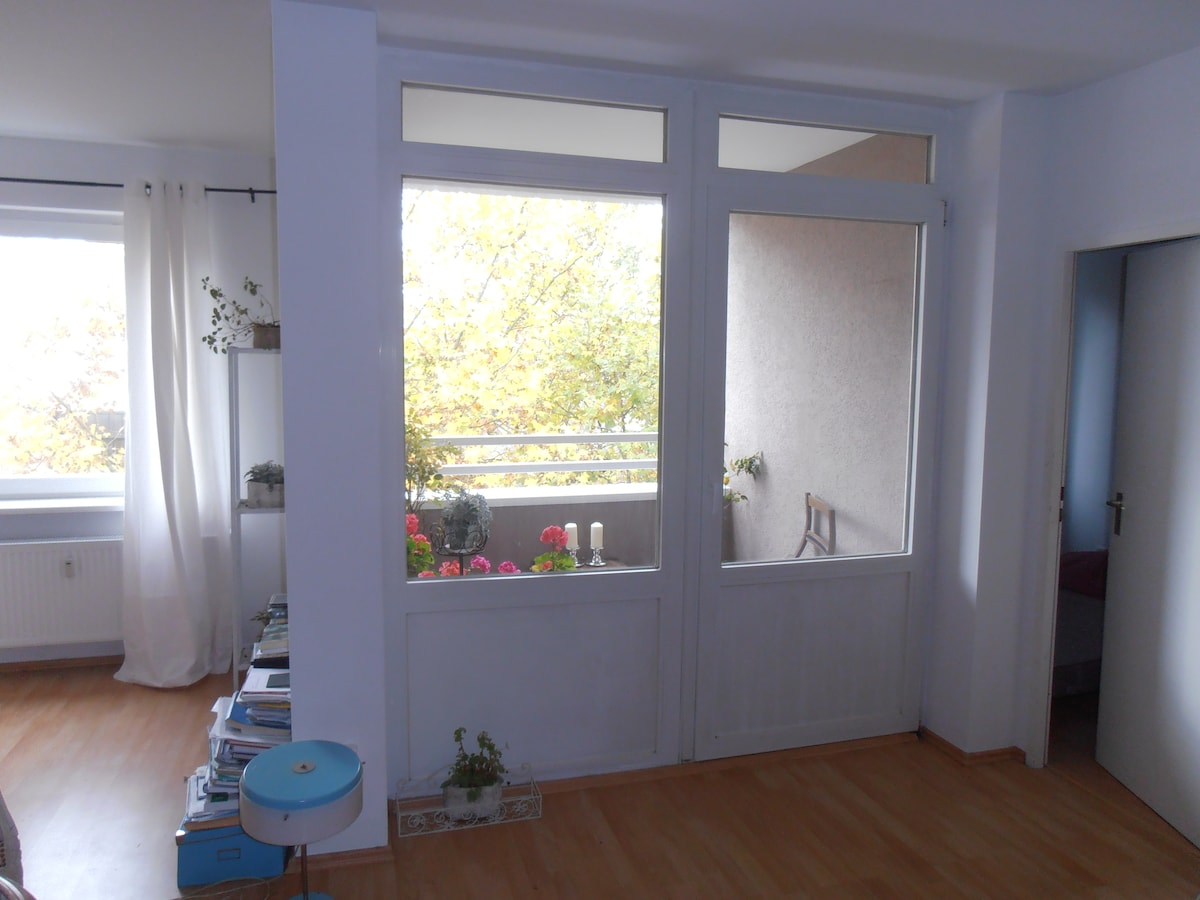 Appartement in Berlin with Balcony