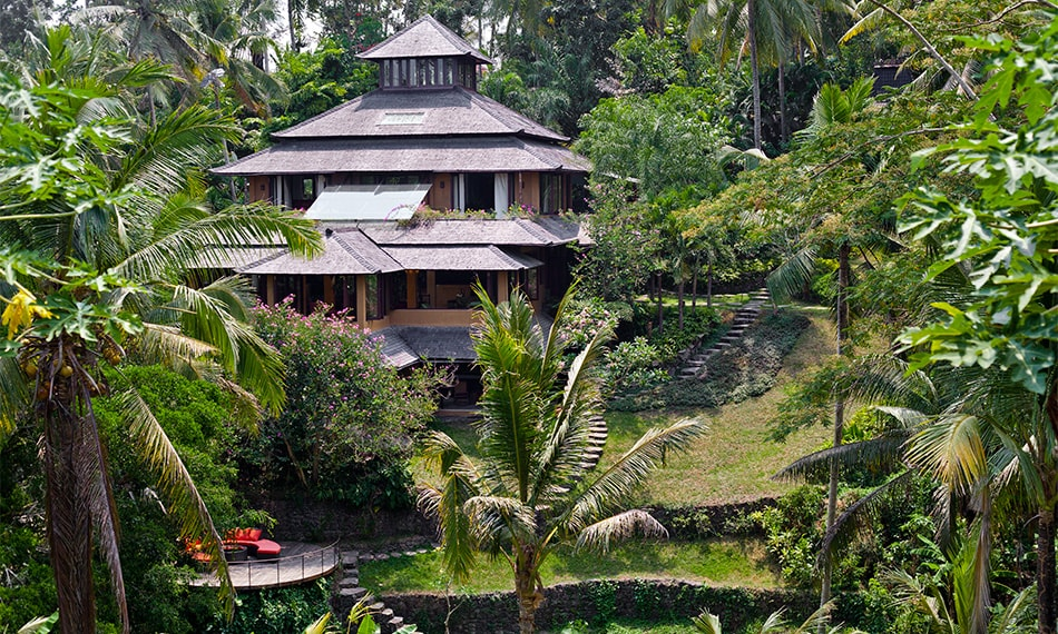 Villa Pelangi exterior