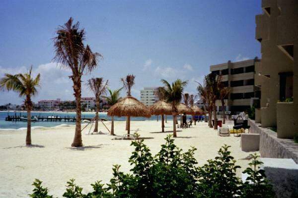 The Beach at the Condo