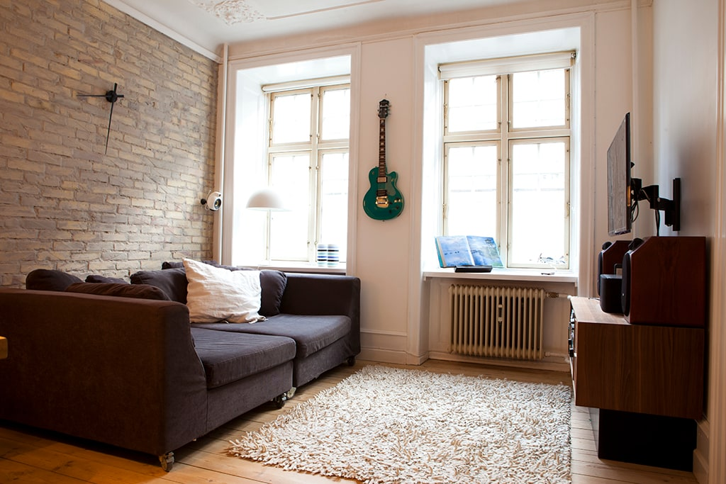 Family-oriented 3 room appt in CPH