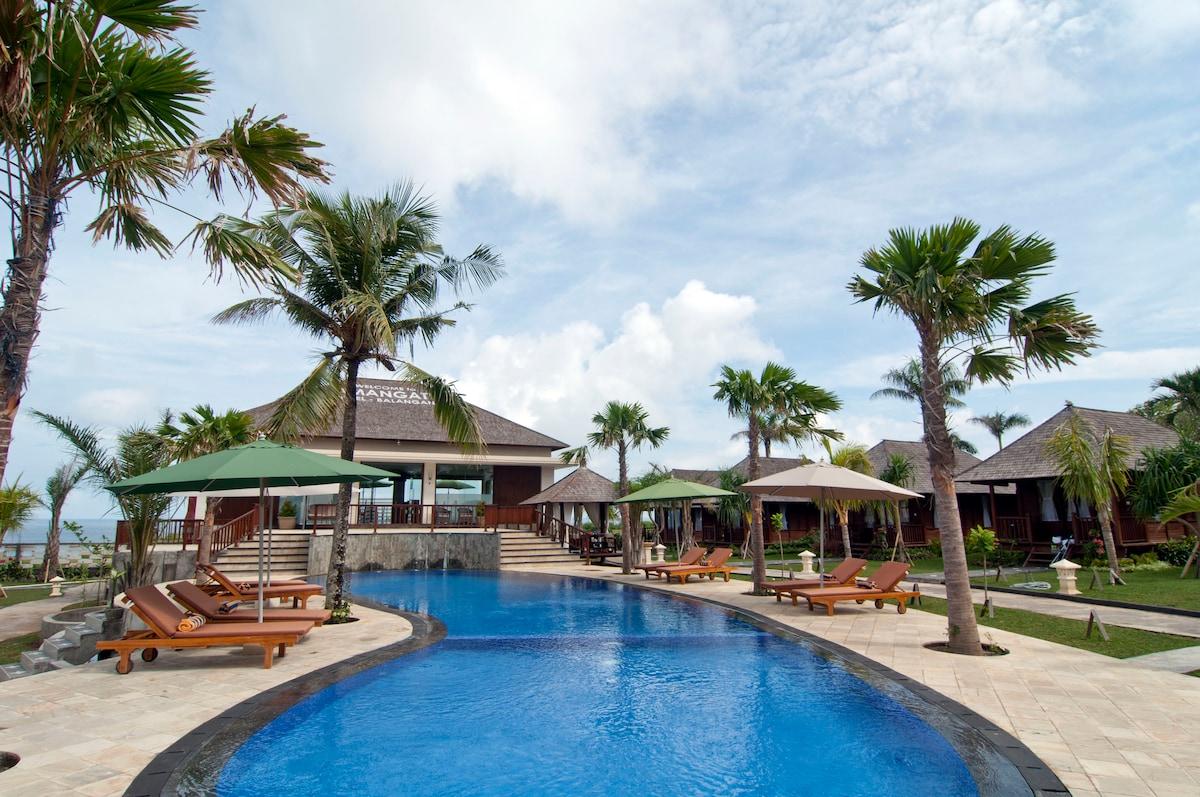 LUXURY BUNGALOWS Balangan beach #1
