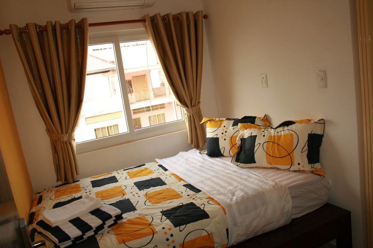 Nice small room in family hotel